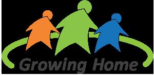 Growing Home logo