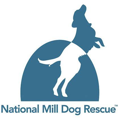 NATIONAL MILL DOG LOGO