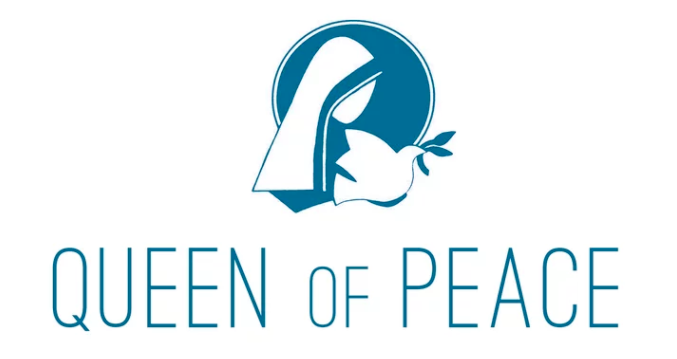 queen of peace logo